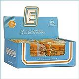 Energy Cake – Schoko-Mandel 24x 125g (3kg) - Original Energieriegel & Haferflocken Flapjack mit...