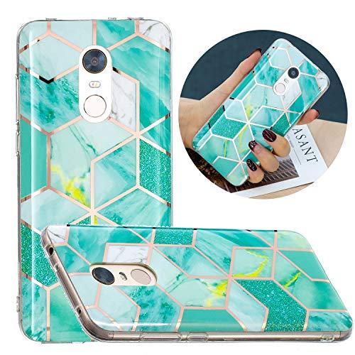 Hongjian Funda para for Xiaomi Redmi 5 Plus Phone TPU Soft Silicone Case Cover 2