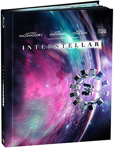 Interstellar Digibook Blu-Ray [Blu-ray]