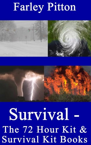 Survival - The 72 Hour Kit and Survival Kit Books (English Edition)