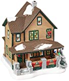 Department 56 Christmas Story Village Ralphies House Lit Building