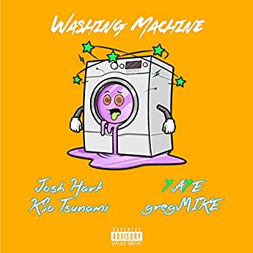 Washing Machine (feat. Josh Hart, 7A7E & gregMIKE)
