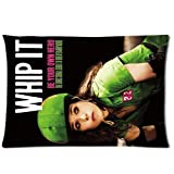 Customized Hot Designed Zippered Soft Pillow Case Cover