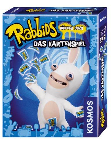 Kosmos 740290 - Rabbids - Das Kartenspiel