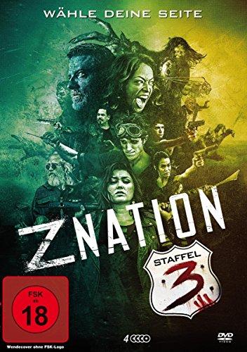 Z Nation - Staffel 3 [4 DVDs]