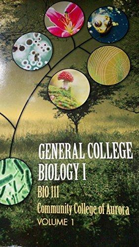 General Gollege Biology 1 (Community College of Aurora, BIO 111)