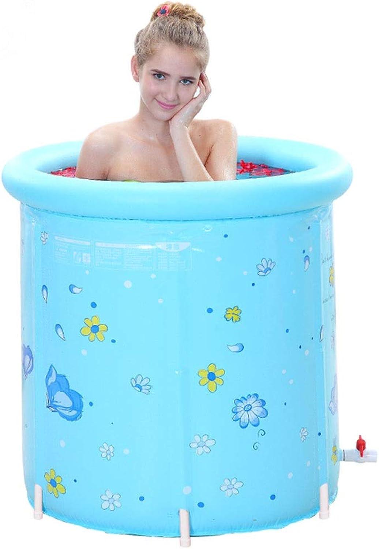 Badewannen mit Belüftung Aufblasbare Zusammenklappbare Stilvolle Kinder Erwachsene Kunststoff Tragbare Fr