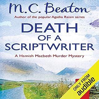 Death of a Scriptwriter cover art