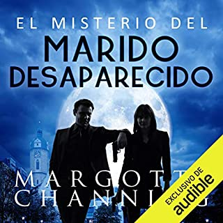 El Misterio del Marido Desaparecido [The Mystery of the Missing Husband] audiobook cover art