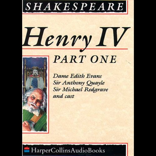 Henry IV (Part 1)  By  cover art
