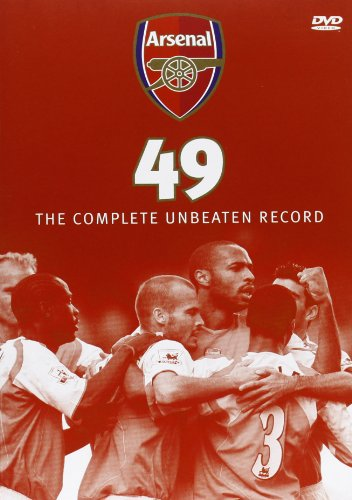 Arsenal 49 : The Complete Unbeaten Record [DVD]
