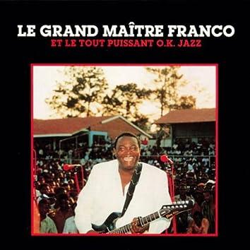 Le Grand Maitre Franco & Le TP OK Jazz