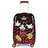 Humty Dumty Disney Mickey Mouse Red Polycarbonate 18 Inch / 45.7 cm Kids