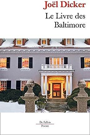 Le Livre des Baltimore POCHE