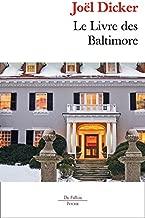 Le Livre des Baltimore (Paperback) (French Edition)