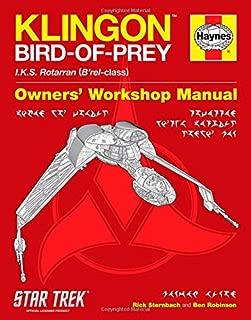 Klingon Bird-of-Prey Haynes Manual (Star Trek)