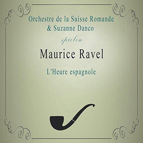 Orchestre de la Suisse Romande, Suzanne Danco, Paul Derenne, Michel Hamel, Heinz Rehfuss & André Vessières
