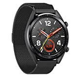 Kokymaker Braccialetto di Ricambio per Cinturino Huawei Watch GT Cinturino per Cinturino in...