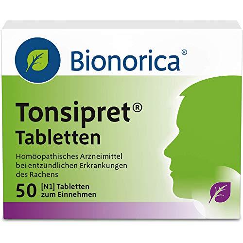 Tonsipret Tabletten, 50 St. Tabletten