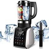Blender for Shakes and Smoothies, Amaste Profesional Blender Easy to Clean for Dishwashers ,Hot...