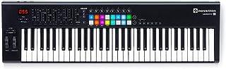 Novation MIDIキーボード/コントローラ Launchkey 61 MK2