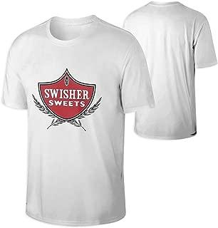 Men Swisher Sweets Cigar Short T Shirts