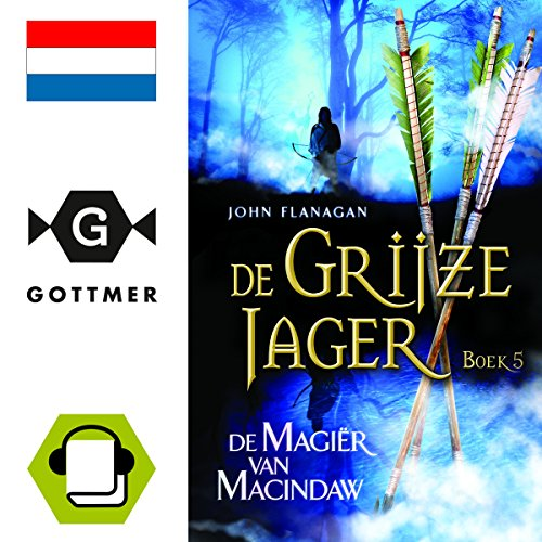 De magier van Macindaw audiobook cover art