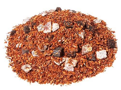 Rooibos vanille dadel losse thee, biologisch, 100 gram