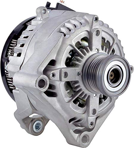 New DB Electrical AND0650 Alternator for 2.0L 10:30 Clock 210 Amp Internal Fan Type Clutch Pulley Type Internal Regulator CW Rotation 12V BMW 328 Series 2012 2013 2014 2015 2016 12-31-7-605-061 14204