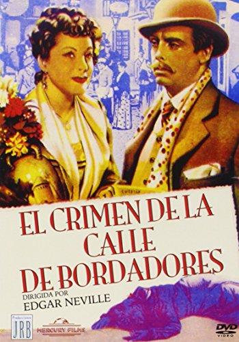 El Crimen De La Calle De Bordadores [DVD]