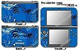 Pokemon Pikachu X Y XY Classic Skin Sticker Cover Decal for NEW Nintendo 3DS XL