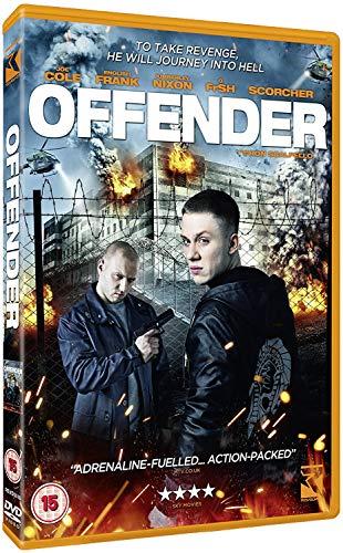 Amazon Com Offender Dvd Peliculas Y Tv