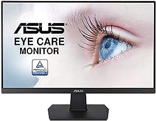 ASUS VA24EHE 23,8 Ips FreeSync 1920x1080 5MS 75HZ Dp Hdmı Vga vesa 3Yıl Eyecare, Flıcker-Free,Çerçevesiz,Düşük Mavi Işık