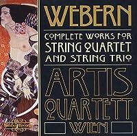 Complete Works for String Quartet & String Trio