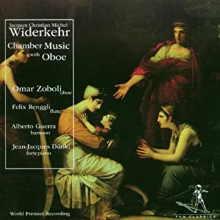 Widerkehr:Cham Mus With Oboe