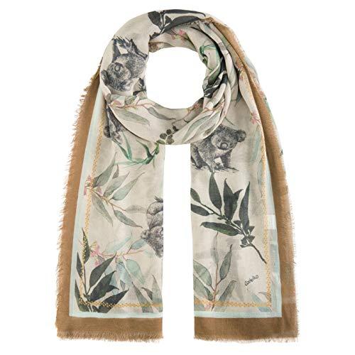 """CODELLO Take Care-Schal """"Koala"""" aus Baumwolle und Modal"""