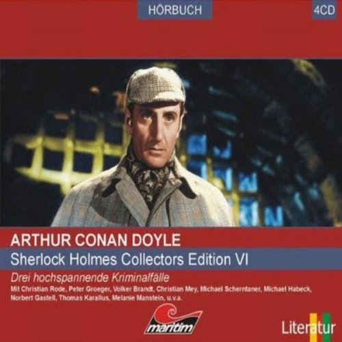 Sherlock Holmes Collectors Edition VI cover art