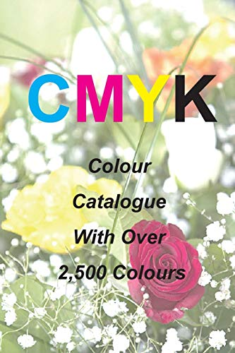 Cmyk Quick Pick Colour Catalogue with Over 2500 Colours