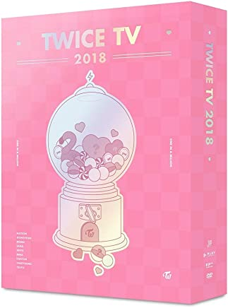 TWICE-TWICE TV 2018 DVD(輸入盤)