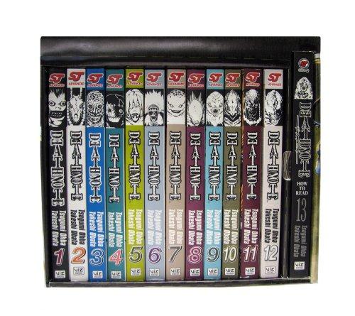 『Death Note Complete Box Set: Volumes 1-13 with Premium』の7枚目の画像