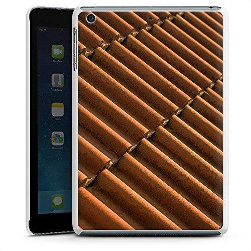 DeinDesign Apple iPad Mini 3 Hülle Schutz Hard Case Cover Dachziegel Ziegel Look Muster