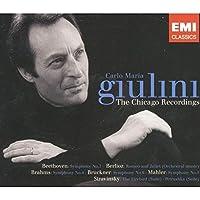 Carlo Maria Giulini- The Chicago Recordings by Carlo Maria Giulini