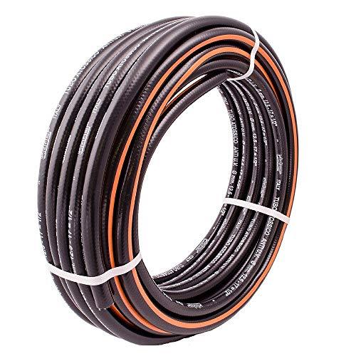 Claber Tuyau haut noir 12/17 mm – 15 m
