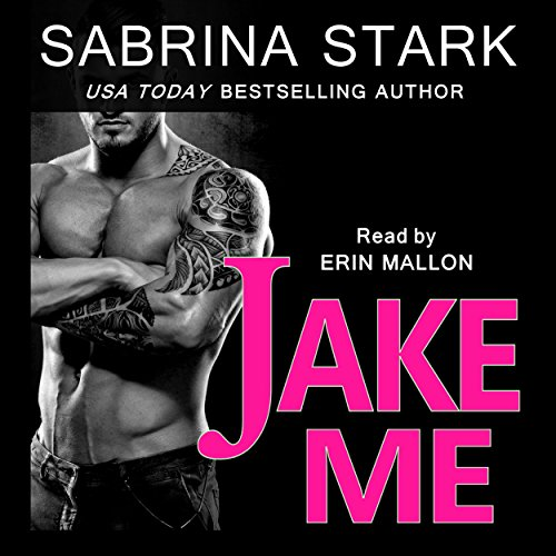 Jake Me audiobook cover art