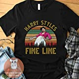 Fine Line Harry Styles Vintage Shirt - Love On Tour 2020 - Fine Line Album - Gift For Men Women - Funny Tee Hoodie Sweatshirt For Stylers T-Shirt, Hoodie, Long Sleeve, Sweatshirt Gift for Fan