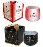 Candele San Valentino Per LUI SET DA 2