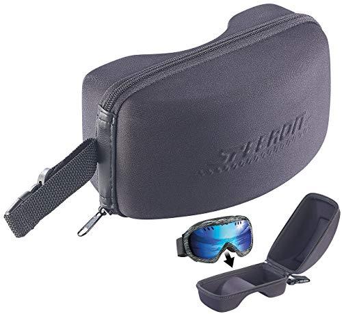 Speeron Skibrillen Etui: Brillen-Etui für Ski- und Snowboard-Brille, 20 x 11,5 x 10,5 cm, Eva (Skibrillen-Etuis)