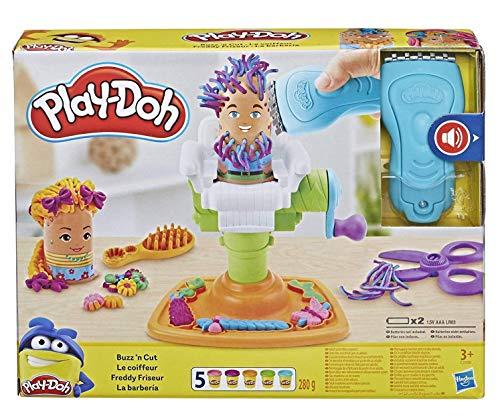 Play-Doh Freddy Friseur, Knete für fantasievolles und kreatives Spielen