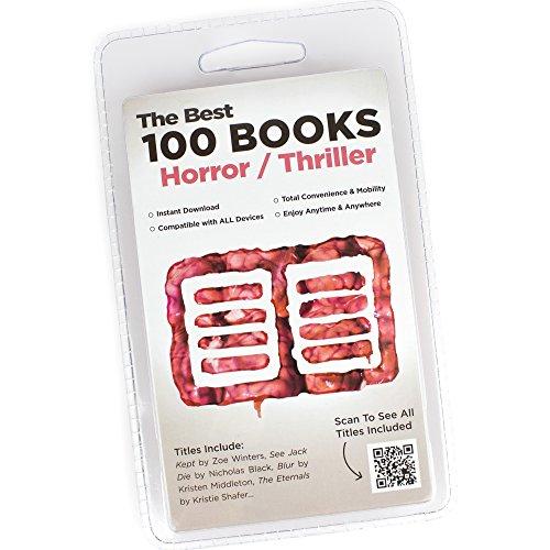 Instant Libraries: 100 Horror/Thriller Books