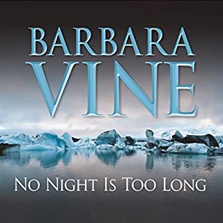 No Night Is Too Long cover art